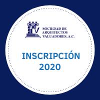 Inscripción 2020