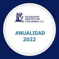 Anualidad 2022